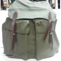 Рюкзак большой брезентовый (авизент)