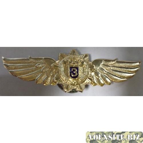 Знак классности офицера 3 степени ФСО