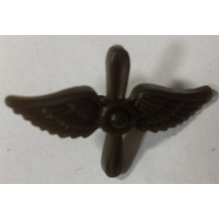Эмблема петличная ВВС без венка защита полиамид