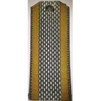Погоны на рубашку рядовой состав с желтыми полосами по краям