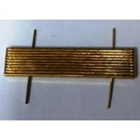 Знак различия сержант МВД металл золото (10х45)