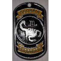 Жетон Знаки зодиака Скорпион